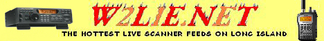 Long Island Scanner Feeds (www.w2lie.net)
